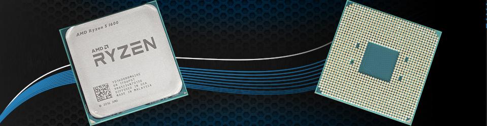 Review: AMD Ryzen 5 1600