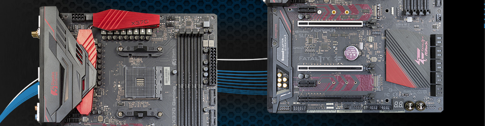 Review: ASRock Fatal1ty X370 Professional Gaming