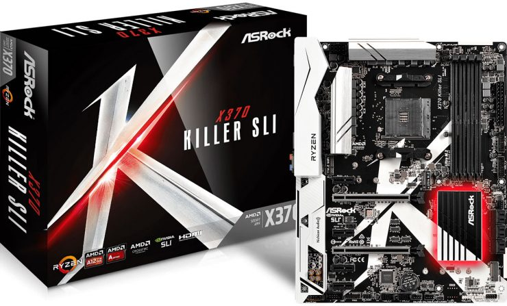 ASRock X370 Killer SLI 740x447 1