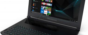Acer Predator Triton 700: Portátil gaming de tamaño compacto que costará 3.399 euros