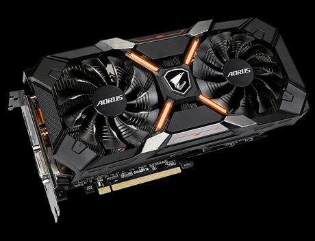 Aorus Radeon RX 580 XTR 8G Oficial 1