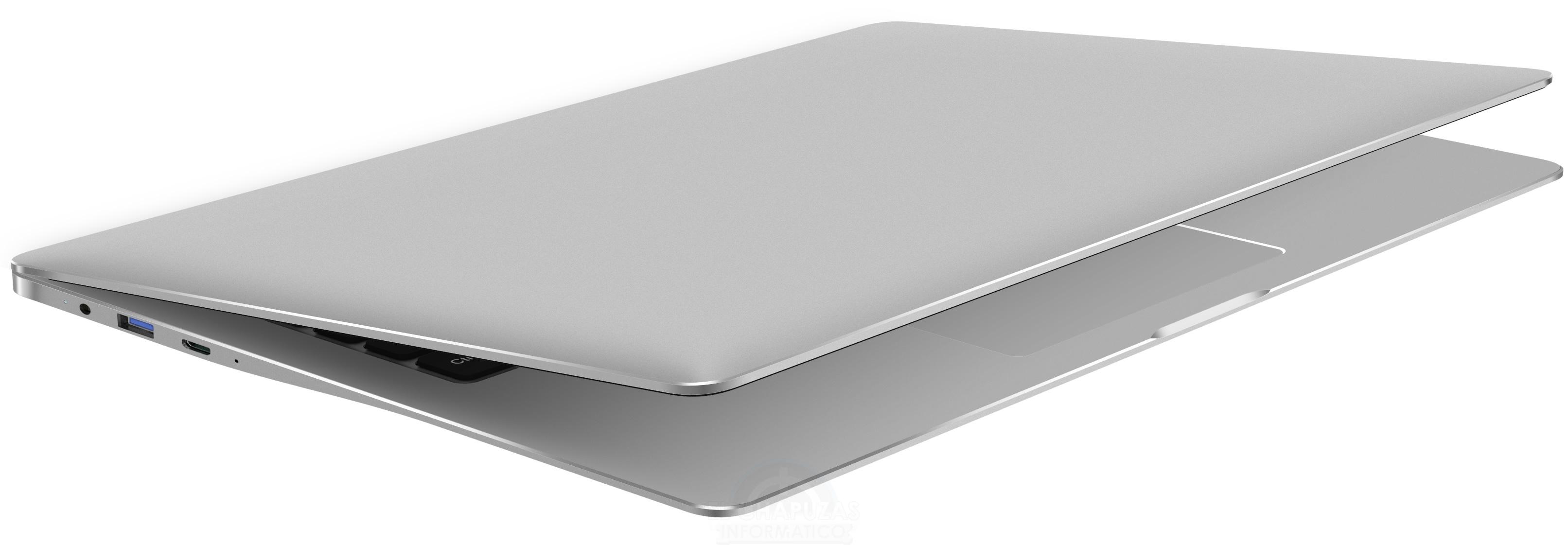 Chuwi Lapbook 12.3: Ultrabook de 12.3″ FHD+ con 6GB RAM y ranura M.2