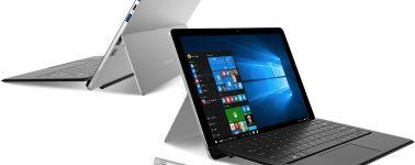 Chuwi SurBook: Tablet convertible de 12.3″ 2K con 6GB RAM y batería de 10.000 mAh