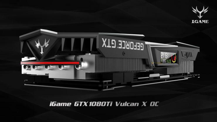 Colorful iGame GTX 1080 Ti Vulcan X OC 4 740x416 3