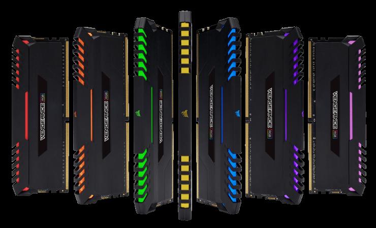 Corsair Vengeance RGB DDR4 Oficial 740x449 1