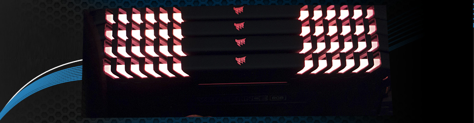 Review: Corsair Vengeance RGB DDR4