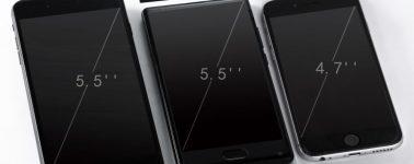 Doogee MIX: Diseño sin marcos, AMOLED 5.5″, Helio X30 y 8 GB de RAM