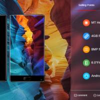 Elephone S8 confirmado, otro que se suma a la moda de un diseño sin marcos