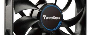 Enermax D.F. Storm: Ventilador autolimpiable que alcanza las 3500 RPM