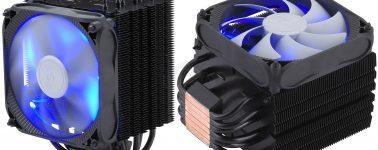 FSP Windale 4 y Windale 6, los primeros disipadores CPU de la compañía