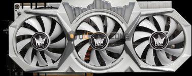 GALAX GeForce GTX 1080 Ti Hall of Fame: Una bestia con VRM de 16+3 fases y 3x PCIe de 8 pines