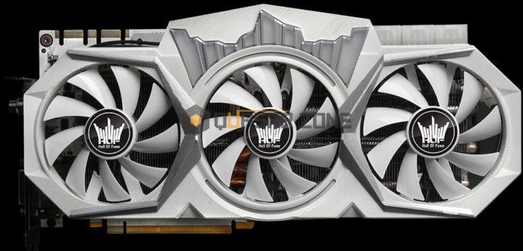 GALAX GeForce GTX 1080 Ti Hall of Fame 1 740x356 0