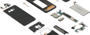 El Galaxy S8 tiene un coste de fabricación de 287 euros