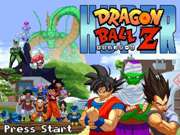 Hyper Dragon Ball Z 740x555 0