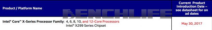 Intel Skylake X y Kaby Lake X 740x107 0