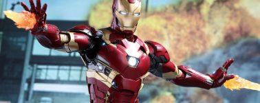 Un inventor crea un traje volador similar al de 'Iron Man'