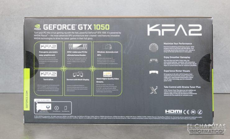 KFA2 GeForce GTX 1050 OC LP 02 740x447 1