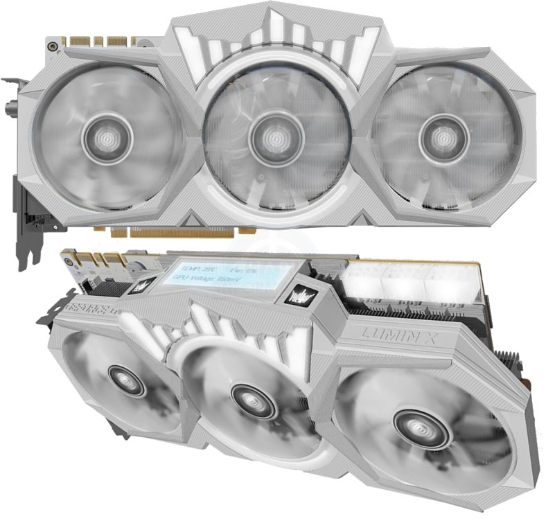 KFA2 GeForce GTX 1080 Ti HOF 1 0