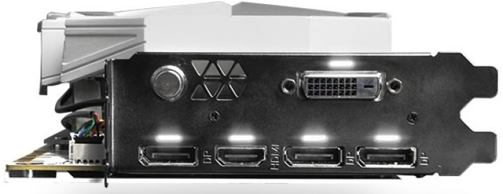 KFA2 GeForce GTX 1080 Ti HOF 3 2