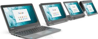 Lenovo Flex 11: Un Chromebook de 11.6″ con SoC MediaTek y 10 horas de autonomía