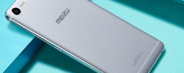 Meizu E2 filtrado, estrenará una barra con 4 diodos LED como flash