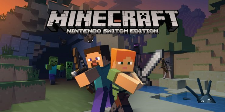 Minecraft Nintendo Switch Edition 740x370 0
