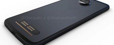 Motorola Moto Z2 Force filtrado: Un delgado 5.5″ 2K compatible con los Moto Mods