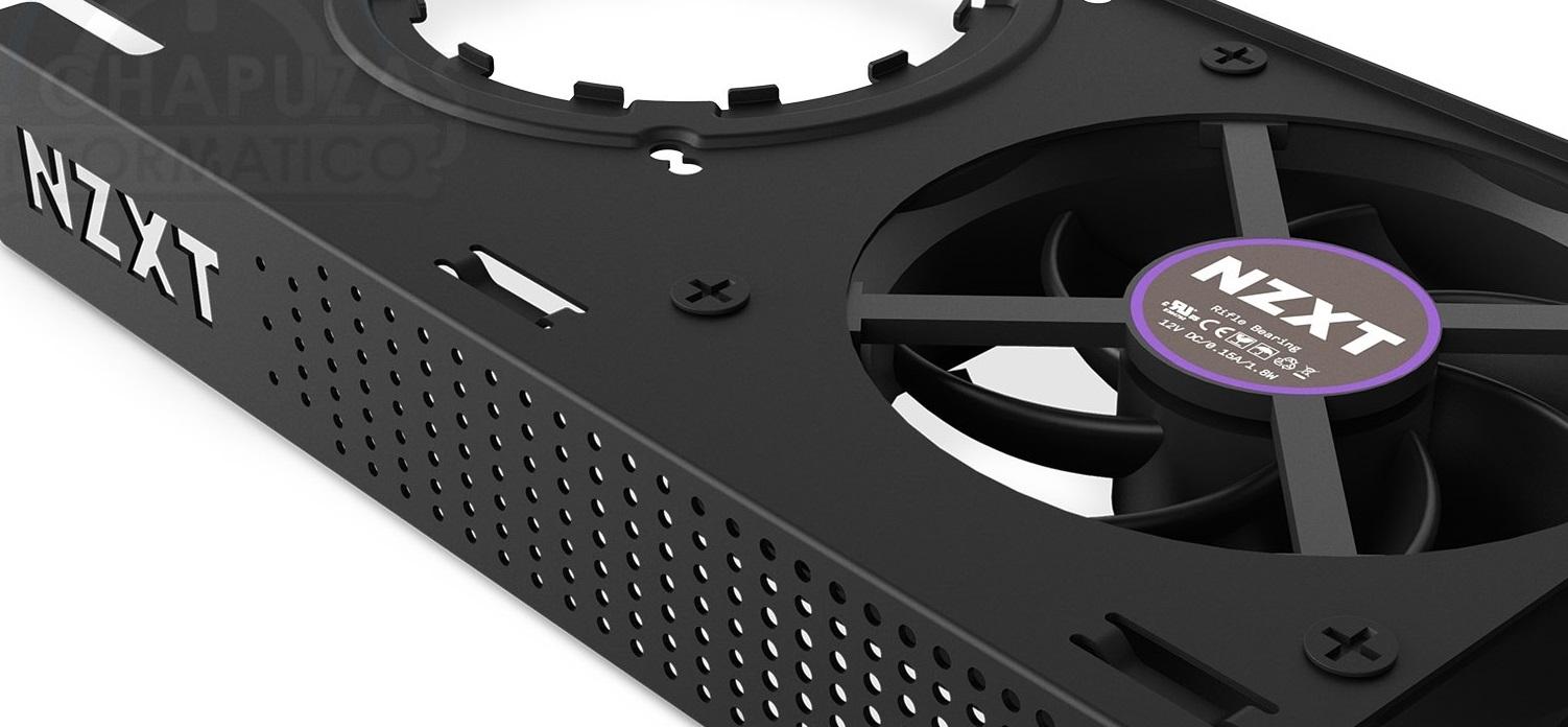 NZXT Kraken G12: Nuevo bracket para añadir líquidas AiO a la GPU