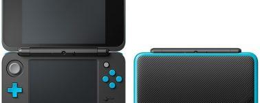 New Nintendo 2DS XL anunciada, nueva consola portable de bajo precio