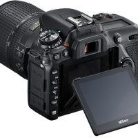 Nikon D7500: Una poderosa cámara DSLR con lente en formato DX