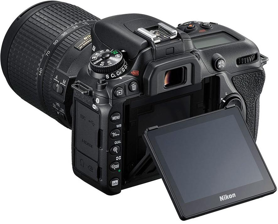 Nikon D7500: Una poderosa cámara DSLR con lente en formato DX - El ...