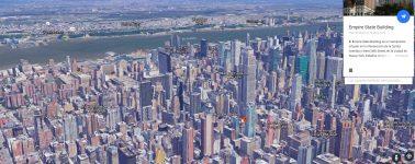 Así de impresionante es el nuevo Google Earth, el mundo en 3D
