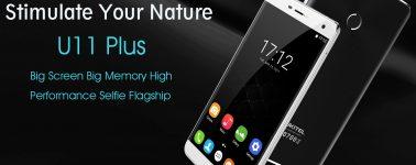 Oukitel U11 Plus: 5.7″, Soc Octa-Core, 4GB RAM y batería de 3700 mAh