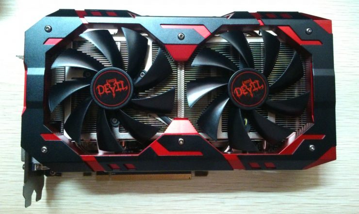 PowerColor Radeon RX 580 Red Devil Golen 1 740x442 2