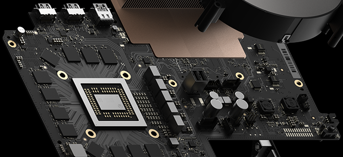Project Scorpio: 8 núcleos, 2560 Shaders, 12 GB GDDR5 y 499 euros