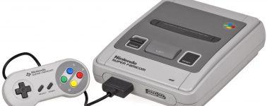 Nintendo lanzaría una SNES Mini este mismo año