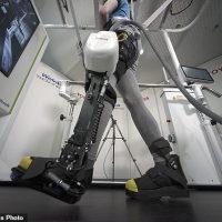 Toyota muestra sus pies robóticos para gente con pérdida severa de movilidad