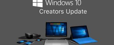 Windows 10 Creators Update ya está en el 10% de los ordenadores