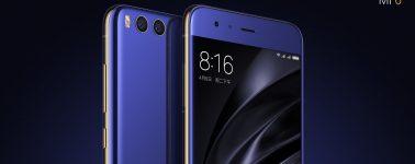 Xiaomi Mi 6 anunciado: 5.15″, Snapdragon 835, 6GB RAM y no trae conector para auriculares