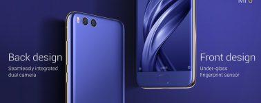 [Finalizado] #ECI6Aniversario – Xiaomi Mi 6 gracias a Gearbest