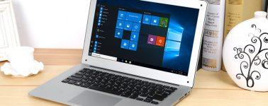 YEPO 737S: Ultrabook de 13.3″ con W10, un Atom Z8350 y 4GB RAM por 164 euros