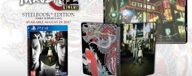 Yakuza Kiwami llegará a la PlayStation 4 (1080p @ 60 FPS) el 29 de Agosto
