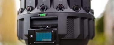 Google y Xiaomi se alían para dar vida a la Yi Halo, una cámara VR con resolución 8K