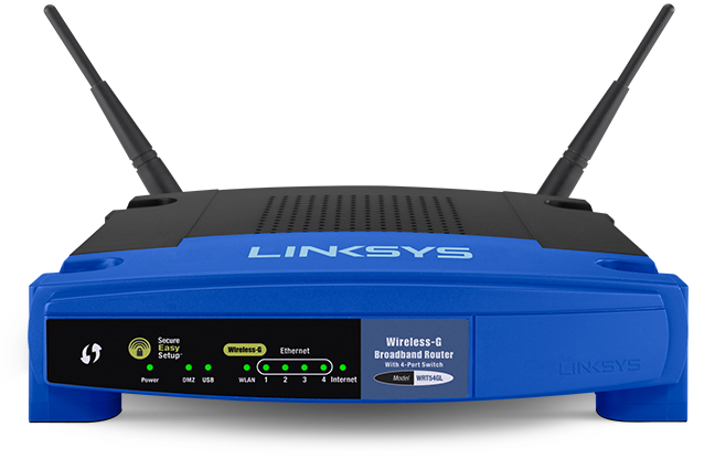 linksys router 0