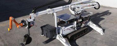 El MIT desarrolla un robot para imprimir edificios en 3D