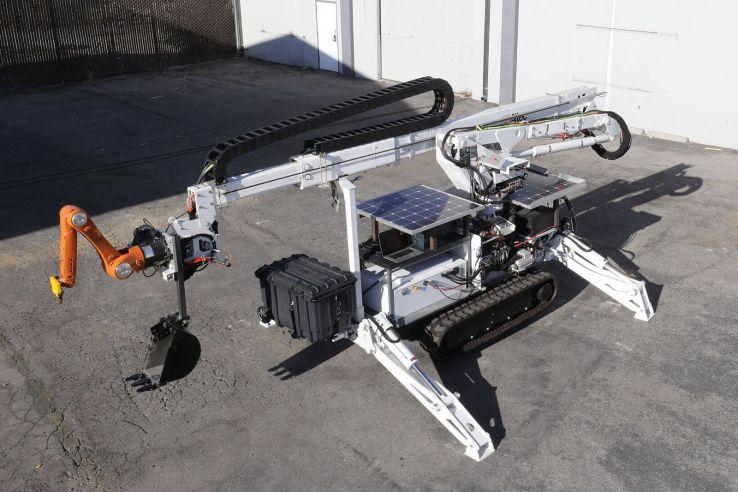 robot mit impresión 3d 0