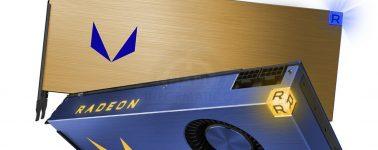 La AMD Radeon Vega Frontier sale a la venta por 999 dólares, ligeramente más barata que la TITAN Xp