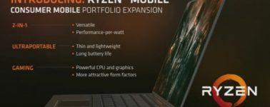 Asus mostrará el primer portátil gaming con CPU AMD Ryzen a final de mes
