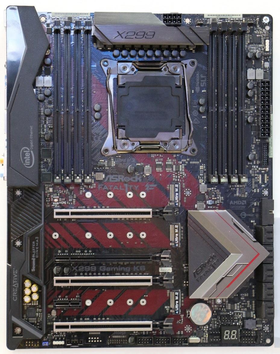 ASROCK FATAL1TY X299 PROFESSIONAL GAMING I9 XE AQUANTIA LAN DRIVER