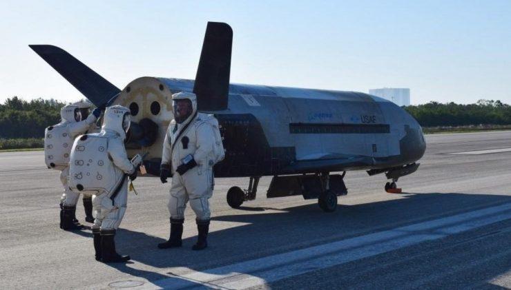 Air Force X 37B 1 740x421 1